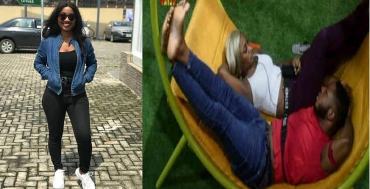 BBNaija 2019: Esther makes confessions on relationship with Frodd