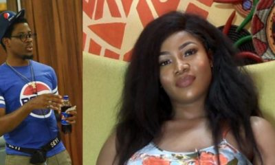 BBNaija 2019: I need Seyi by my side -Tacha reveals