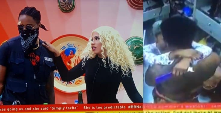BBNaija 2019: I want to marry you – Ike to Mercy (video)
