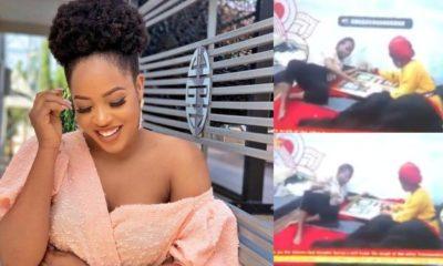 BBNaija 2019 Nigerians react as Enkay rejects Cindy (Video)