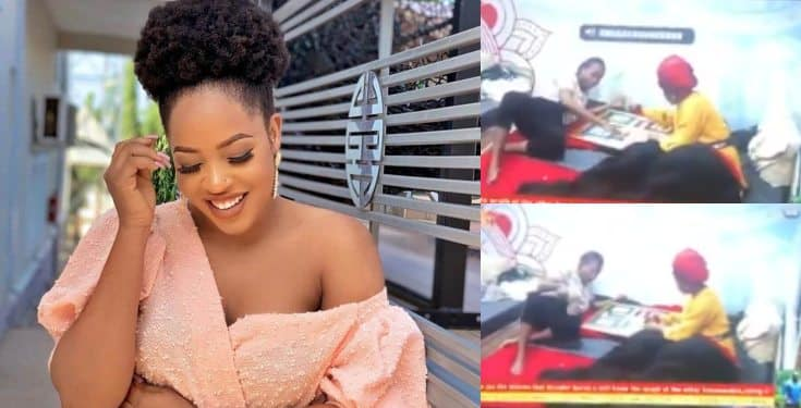 BBNaija 2019 Nigerians react as Enkay rejects Cindy (Video)