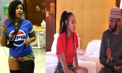 BBNaija 2019: Tacha is a walking time bomb - Jackye (video)