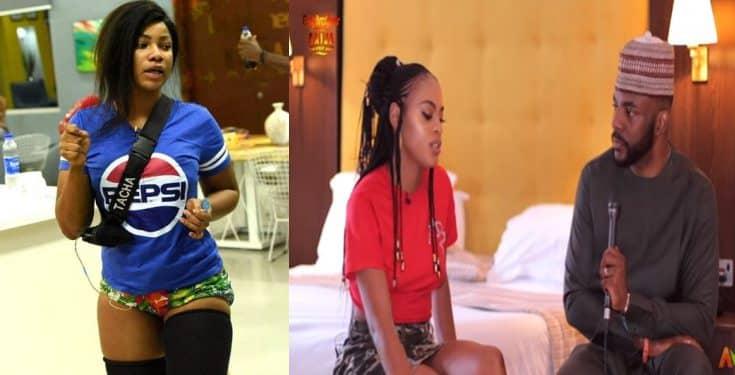 BBNaija 2019: Tacha is a walking time bomb - Jackye (video)