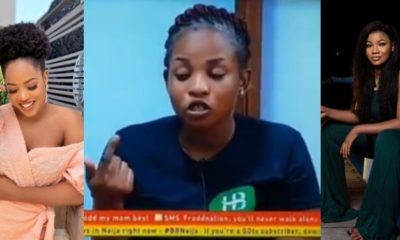 BBNaija 2019: Tacha tells Cindy what to do to Enkay