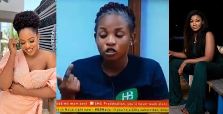 BBNaija 2019: Tacha tells Cindy what to do to Enkay