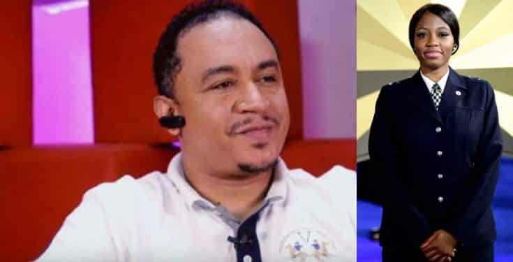 BBNaija: Daddy Freeze reacts to MET police alleged plans to sack Khafi