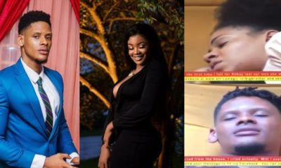 BBNaija: Elozonam angry with Tacha as he confides to Venita (video)