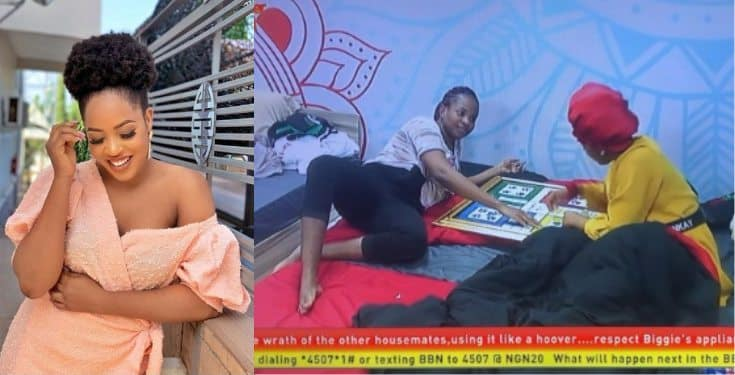 BBNaija: Enkay apologises to Nigerians, speaks on 'maltreating' Cindy (video)
