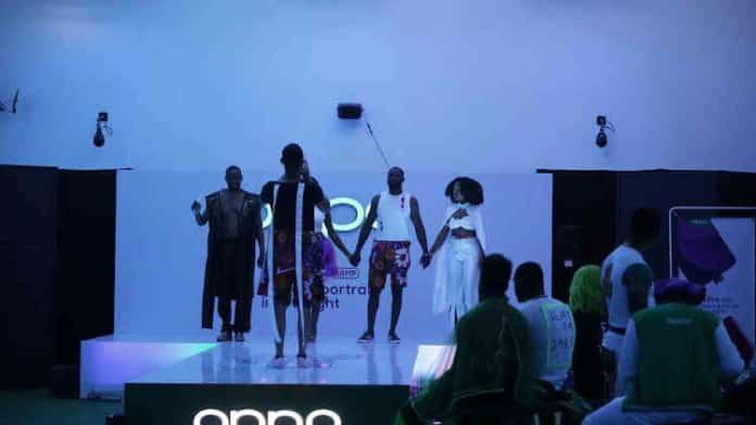 BBNaija: Excitement As Housemates Stage Epic Fashion Show (Video)