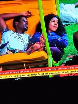BBNaija 2019: Fans blast Tacha for being too dirty and not taking her bath