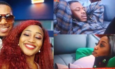 BBNaija: Frodd heartbroken after Esther said they can't date (video)