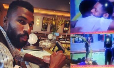 BBNaija: How Mike reconciled Frodd, Seyi after fight over alcohol (video)