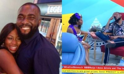 BBNaija: I will be happy on seeing Gedoni with a ring asking me to marry him - Khafi (video)