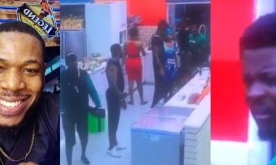 BBNaija: If you are a big man, why are you here – Frodd attacks Seyi