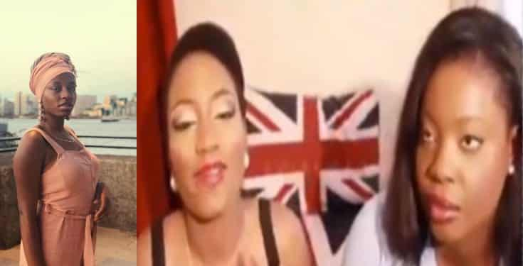 BBNaija: Nigerians dig up old video of Khafi preaching about celibacy