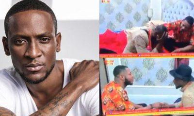 #BBNaija: Omashola recounts how he lost his ex-girlfriend (video)