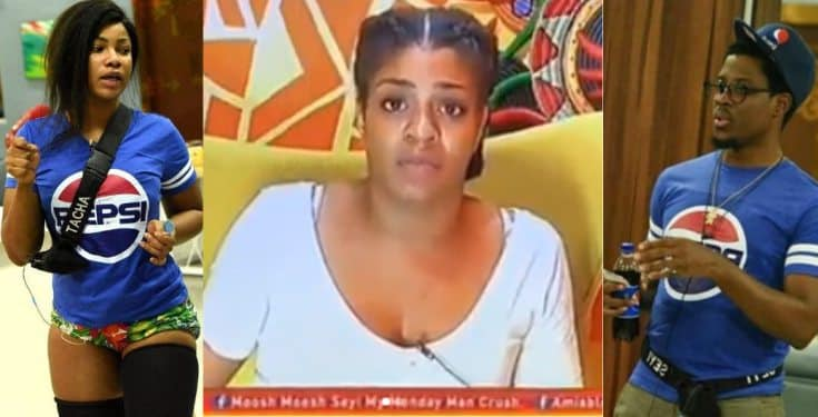 BBNaija: 'Tacha is bitter and rude she doesn't really behave like a PH gal!' - Venita to Seyi