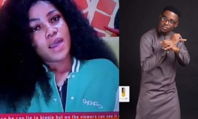 BBNaija: Tacha rejects Seyi's proposal as things get complicated in the house