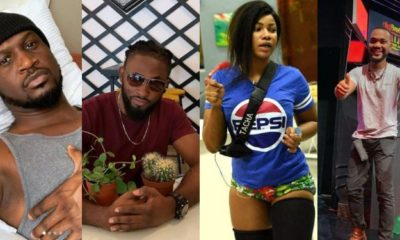 BBNaija: Uti Nwachukwu, Peter Okoye reacts to Joe's eviction, Tacha's vote percentage