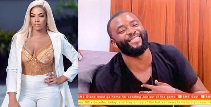 BBNaija: Venita issues warning to Gedoni over sudden 'afffection' (video)
