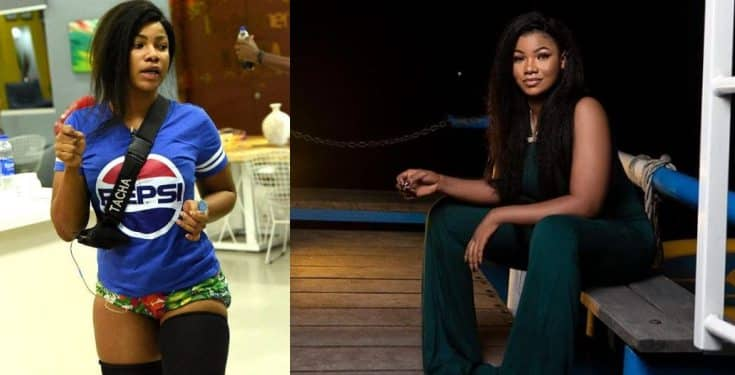 BBNaija: What Biggie did to Tacha for dumping sponsored outfits