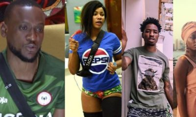 BBNaija: What I would have done to Tacha, Ike, Khafi – Omashola
