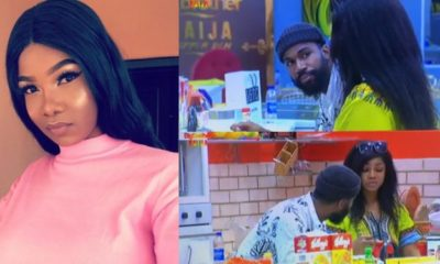 BBNaija: What Tacha told Mike about her relationship, sharing bed with male housemates (video)