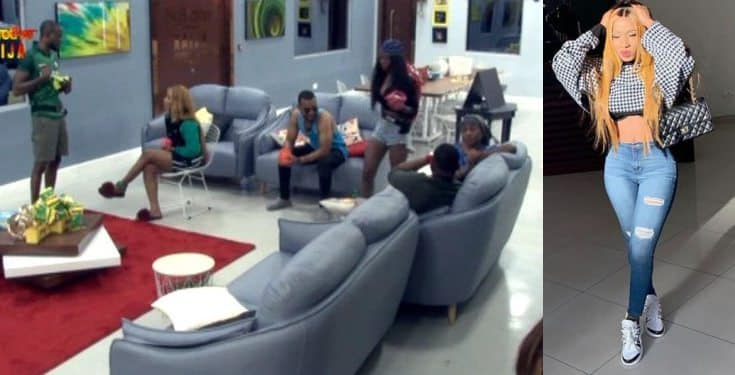 """BBNaija: """"You are real. You don't carry grudges"""" - Omashola tells Mercy"""