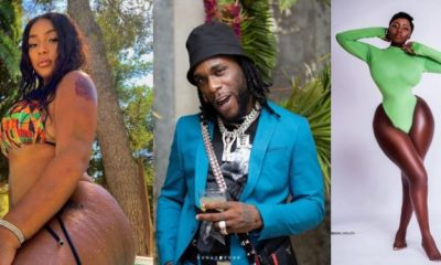 Burna Boy reportedly dumps Stefflon Don returns to actress Princess Shyngle (Video)