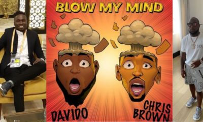 'Chris Brown was superior than Davido in the song Blow My Mind' – Oma Akatugba