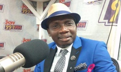 Counselor Lutterodt advises married men to impregnate their maid