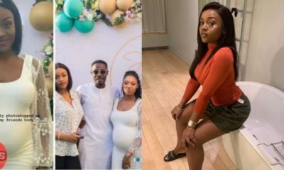 Davido's girlfriend, Chioma Debunks Pregnancy Rumour
