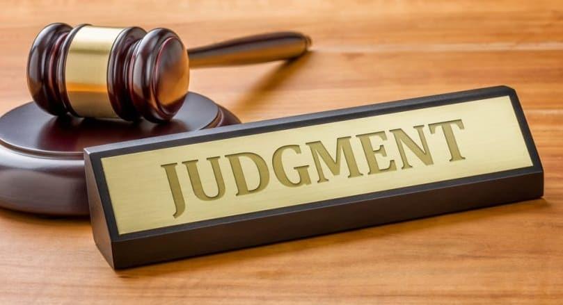 Court Judgement
