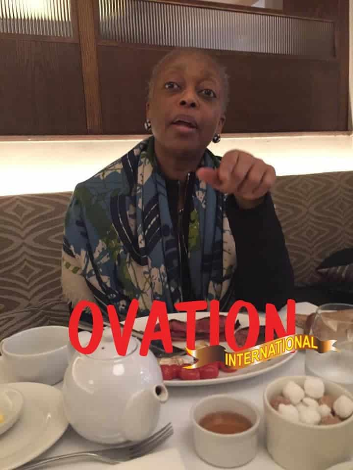 Diezani Alison-Madueke cries out as she denies stealing Nigeria's money