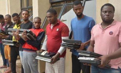 EFCC Arrests 33 Suspected Fraudsters In Imo State