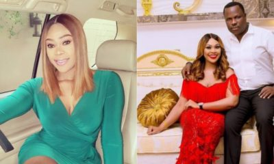 Ehi Ogbebor replies troll who said she failed in 2 marriages (Video)