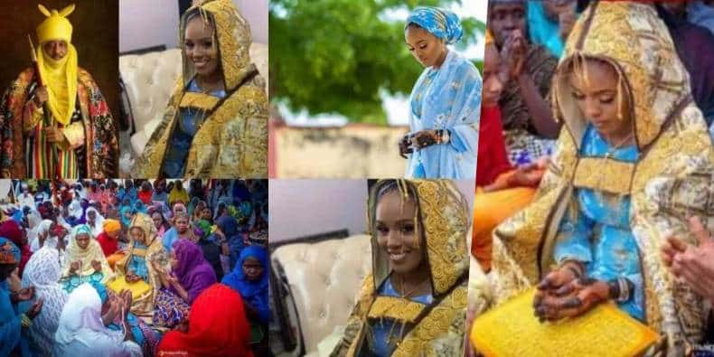 Emir Of Kano, Mohammadu Sanusi Receives Fourth Wife After Graduation From UK University