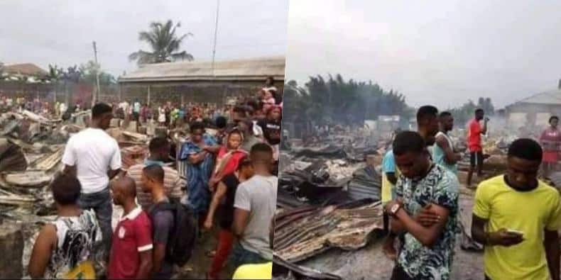 Married Man Burnt To Death At His Girlfriend's House In Portharcourt