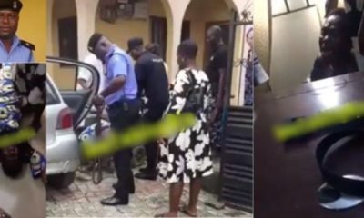 Grandma in coma after being flogged by a DPO in Edo (video)
