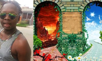 Heaven and Hell doesn't exist – Actor Nana Tornado