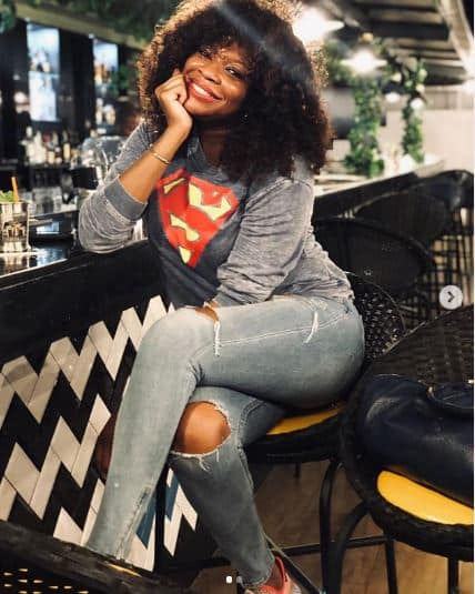How I almost shouted 'Up NEPA' in New York – Kemi Adetiba