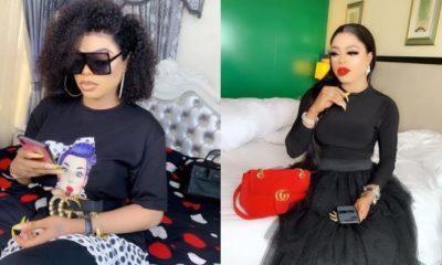 ''I am Abuja's first class runs girl'' - Cross-dresser, Bobrisky, says