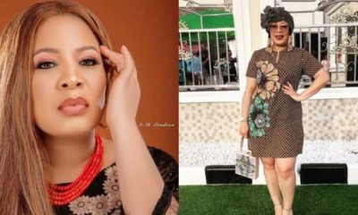 'I left my marriage because of domestic violence' – Monalisa Chinda (Video)