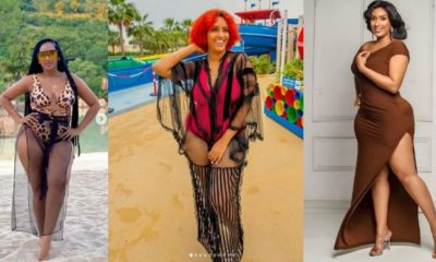 I will only act semi-nude in Hollywood – Juliet Ibrahim