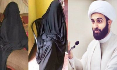 Imam Mohamad Tawhidi openly criticizes the burqa