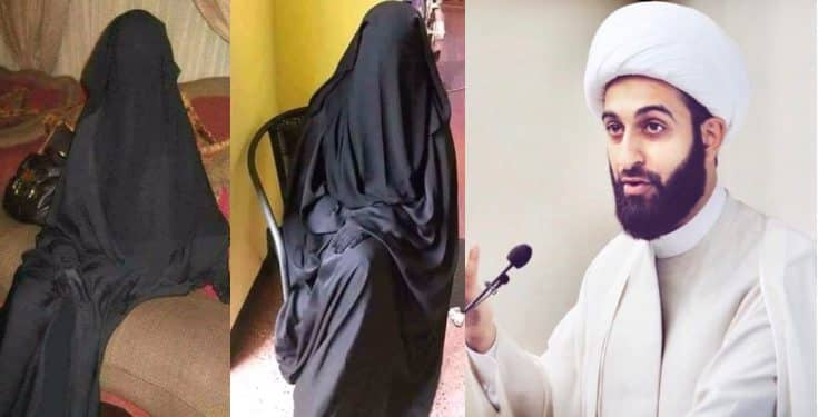 "Image result for images of ""If you think your wife should wear Burqa her entire life then go to hell"" - Imam of Peace"