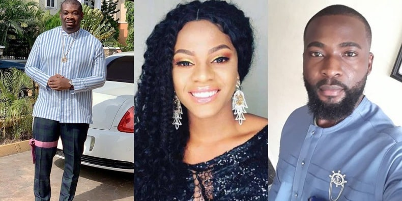 Image result for BBNaija 2019: Don Jazzy And Others Nigerian React On Gedoni Eviction