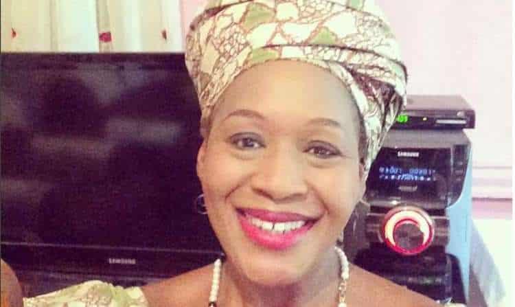 Kemi Olunloyo Apologizes to Iyabo ojo