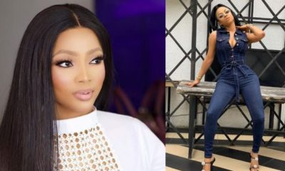 Ladies cause some drama in your relationship – Toke Makinwa advises
