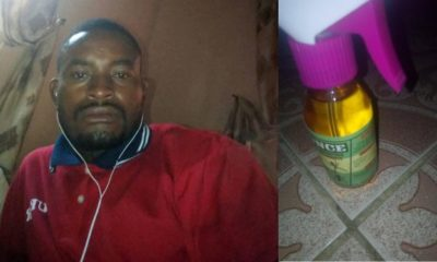Man commits suicide after changing his profile photo to poison bottle